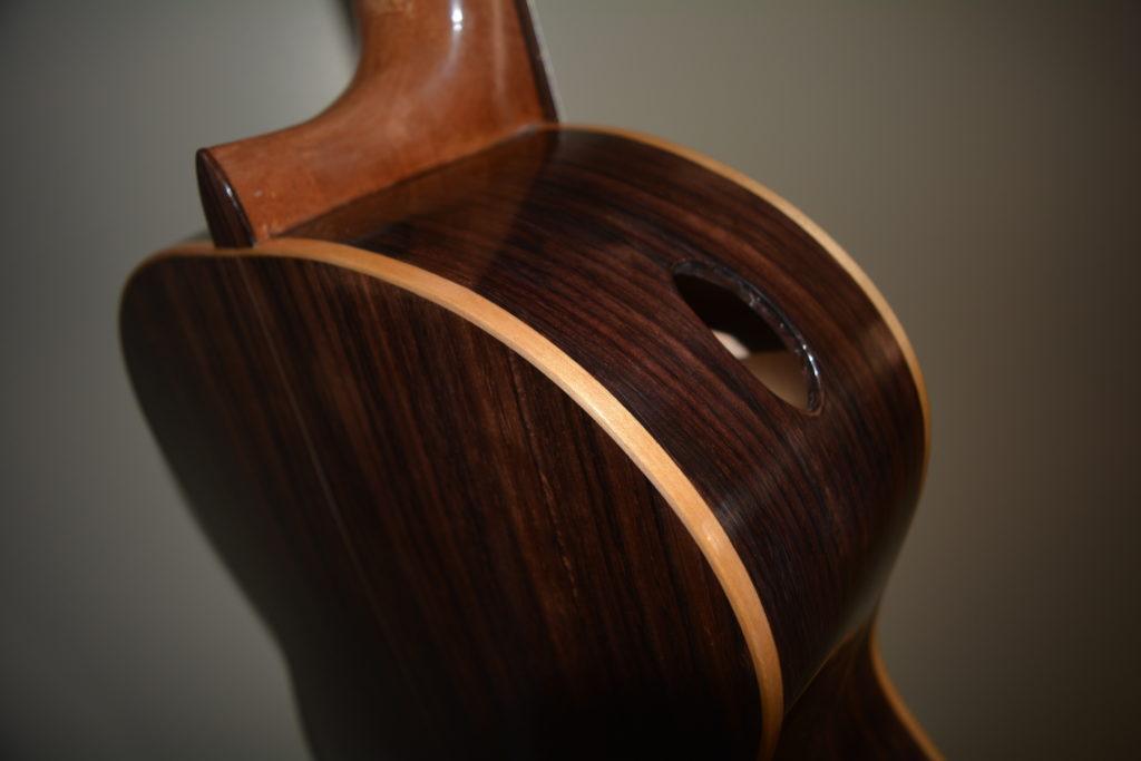 Rosewood Classical Guitar